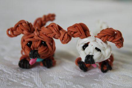 Loom voorbeelden – Hondje