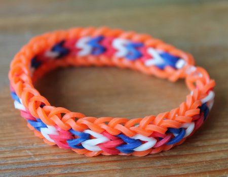 Loom voorbeelden – Lacey Zee armband