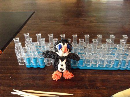 Loom voorbeelden – Pinguin