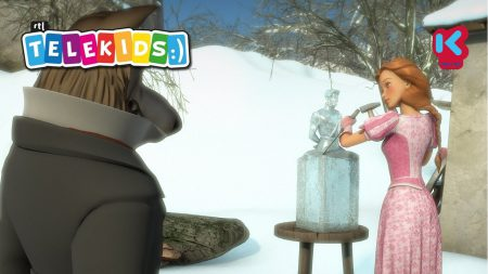 Sprookjesboom – Reuzenijs