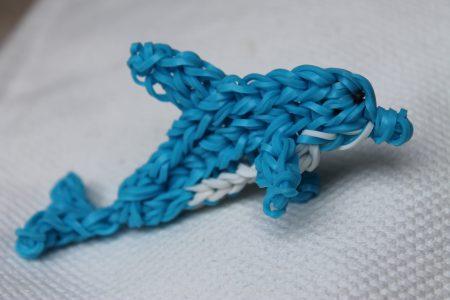 Loom voorbeelden – Dolfijn deel 2