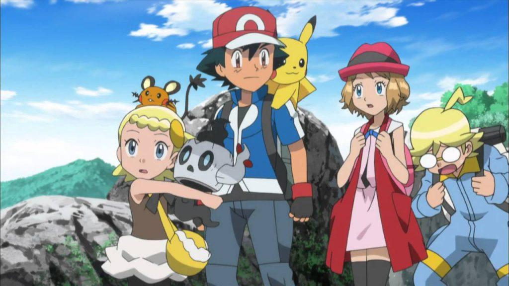 Pokémon - S19A24 - Vrienden maken en invloed uitoefenen op schurken!