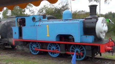 Thomas de trein – Thomas de Trein in Simpelveld 2010