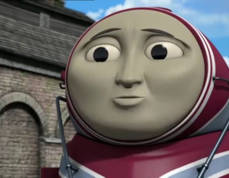 Thomas de trein – Snelle Wagons