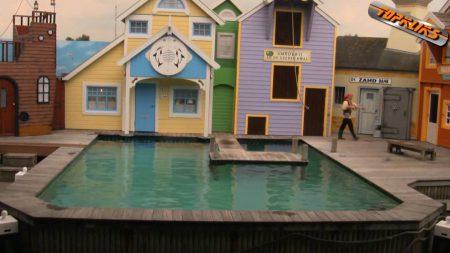 Dolfinarium Harderwijk: De Piratenbende