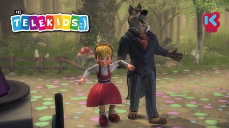 Sprookjesboom – De verjaardag van Wolf