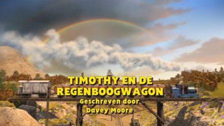 Thomas de Trein – Timothy en de Regenboogwagon