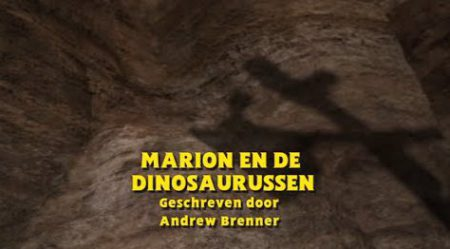 Thomas de Trein – Marion en de Dinosaurussen