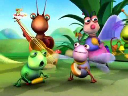 Big Bugs Band – Samba
