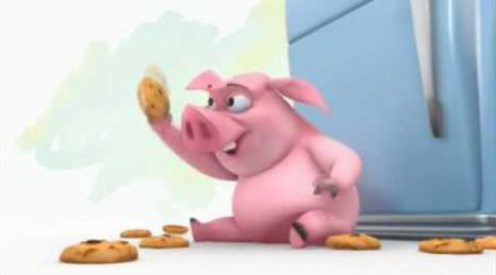 Ormie the Pig – Korte Film