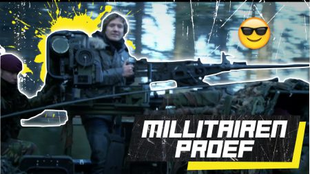 Checkpoint – Militairen Proef