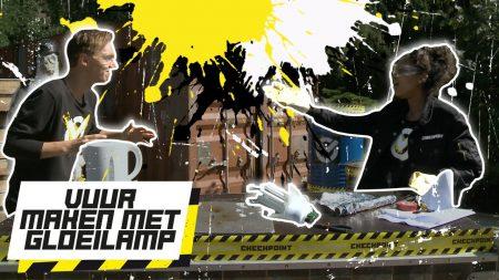 Checkpoint – Vuur Van Gloeilamp