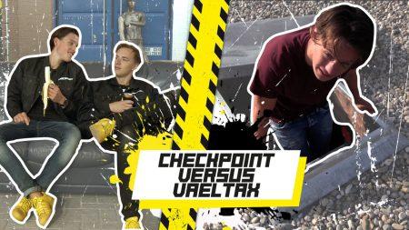 Checkpoint – Inbreken Bij Checkpoint