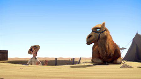 The Egyptian Pyramids – Korte Film