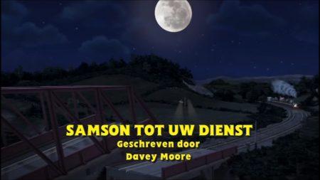 Thomas de Trein – Samson Tot Uw Dienst