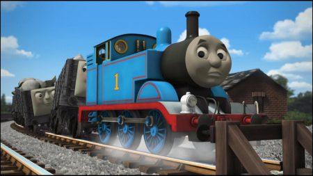 11 nieuwe avonturen van Thomas de Trein geplaatst