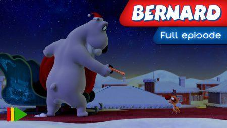 Bernard – Vrolijk Kerstfeest