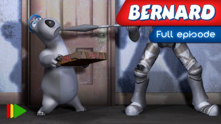Bernard – De Pizza