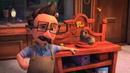 The Small Shoemaker – Korte Film
