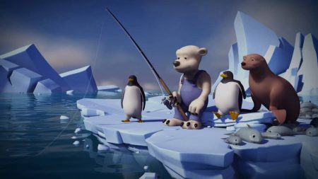 Fishing With Sam – Korte Film