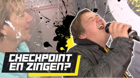 Checkpoint – Kan Checkpoint Zingen