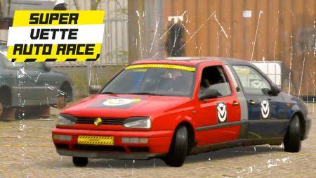 Checkpoint – Super Vette Auto Race