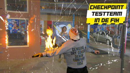 Checkpoint – Tim In De Fik