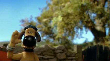 Shaun The Sheep – Bitzer Puts His Foot In It