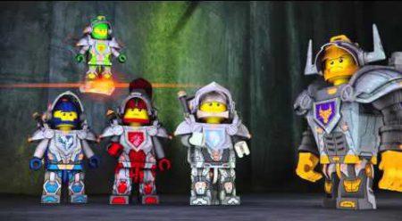 LEGO® NEXO KNIGHTS™ – Het doolhof der verwarring
