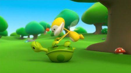 Uki – Schildpad In Problemen