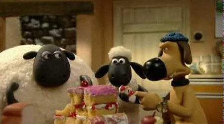 Shaun The Sheep – Abracadabra