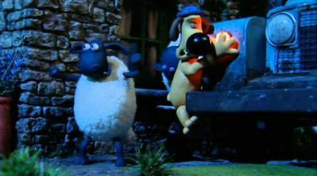 Shaun The Sheep – Snore Worn Shaun