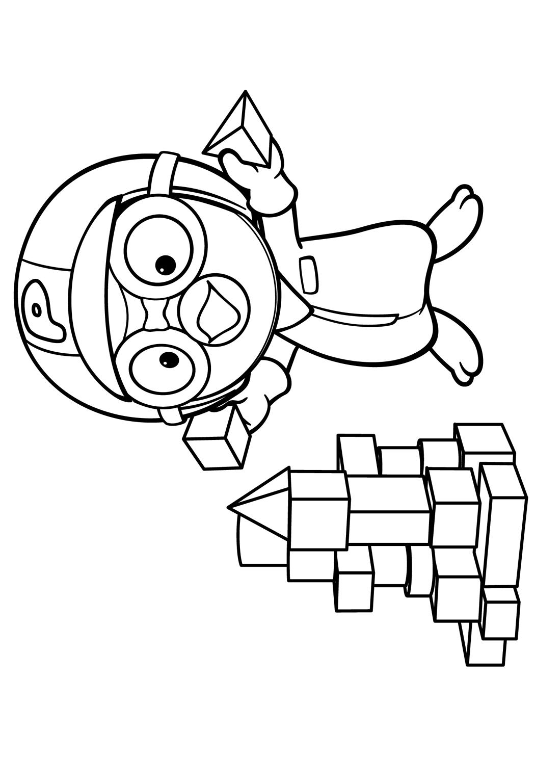Chicky Kleurplaat Kleurplaat Lego Ninjago Zappilin