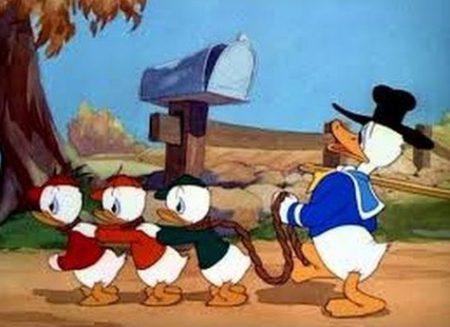 8 nieuwe filmpjes toegevoegd aan categorie Donald Duck