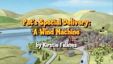 Pieter Post – Een Windgenerator