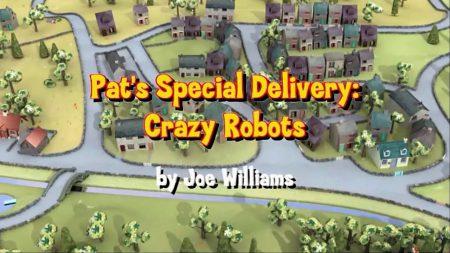 Pieter Post – Geflipte Robots