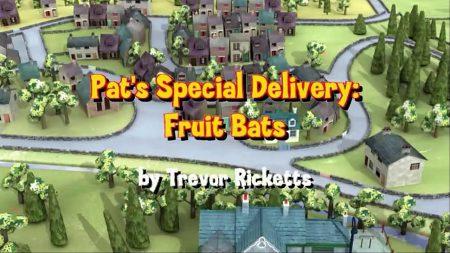 Pieter Post – Fruit Vleermuizen