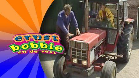 Ernst Bobbie en de Rest – We Zijn Tractormonteur