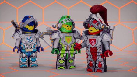 LEGO® NEXO KNIGHTS™ – Het Gouden Kasteel