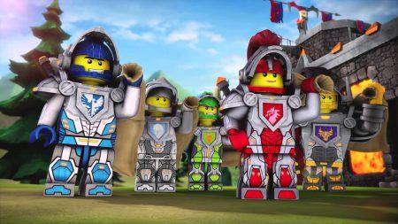 LEGO® NEXO KNIGHTS™ – De Zwarte Ridder