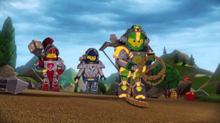 LEGO® NEXO KNIGHTS™ – De macht en de magie