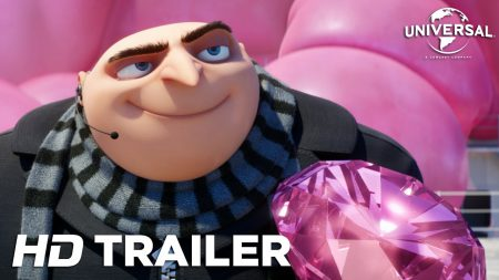 Despicable Me 3 – Trailer