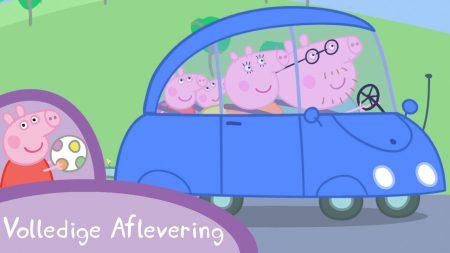 Peppa Pig – De Nieuwe Auto