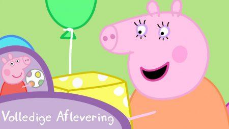 Peppa Pig – Mama Big's Verjaardag