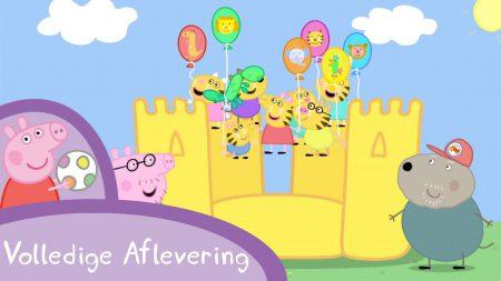 Peppa Pig – Het Schoolfeest