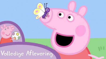 Peppa Pig – Kikkers, Wormen En Vlinders