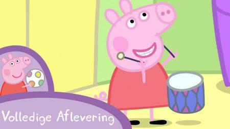 Peppa Pig – Muziekinstrumenten