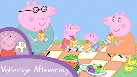 Peppa Pig – Picknicken