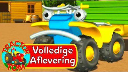 Tractor Tom – Een Klus Voor Buzz