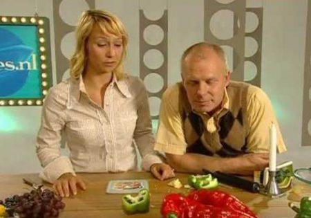 Proefjes.nl 5 – Wat zit er in de holte van een paprika?